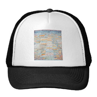 Main path and byways by Paul Klee Trucker Hat