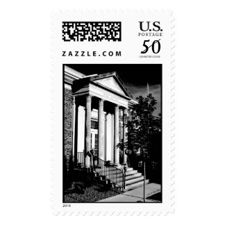 Main Post Office McMinnville Tennessee Postage