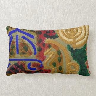 Main ReikiHealingArt Symbol Throw Pillow