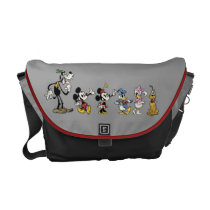Main Shorts | Mickey & Friends Messenger Bag