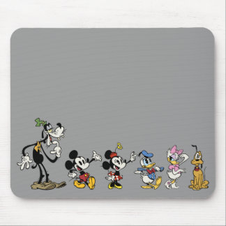 Main Shorts | Mickey & Friends Mouse Pad