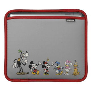 Main Shorts | Mickey & Friends Sleeve For iPads