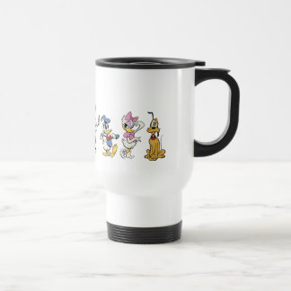 Main Shorts   Mickey & Friends Travel Mug