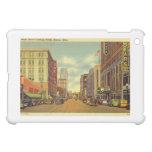 Main St., Akron, Ohio Vintage iPad Mini Cover