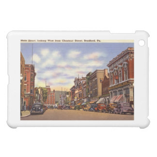 Main St., Bradford, PA Vintage iPad Mini Cover