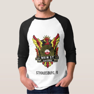 Main St. Jukebox Jersey T-Shirt