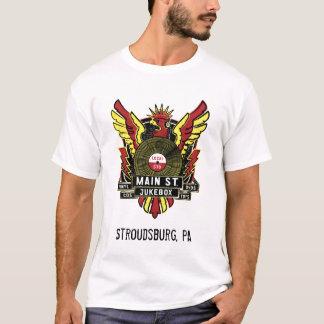 Main St. Jukebox T-shirt