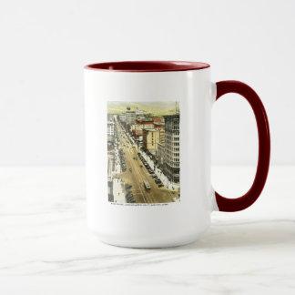 Main St., Salt Lake City Vintage Mug