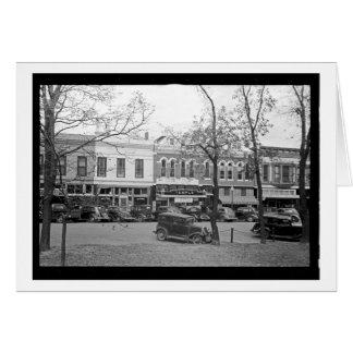 Main Street, America Card