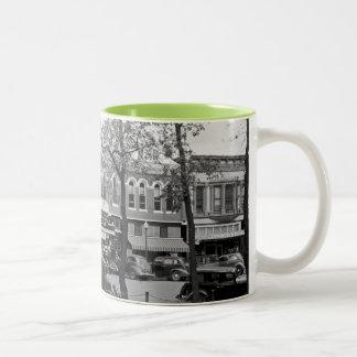 Main Street, America Coffee Mug