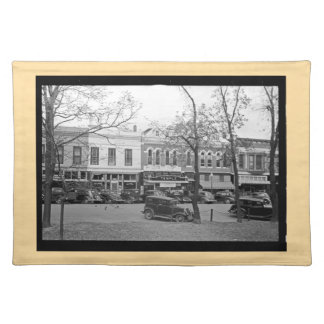 Main Street, America Placemat