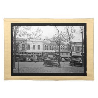 Main Street, America Placemat