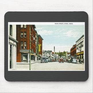 Main Street, Athol, Massachusetts Mouse Pad