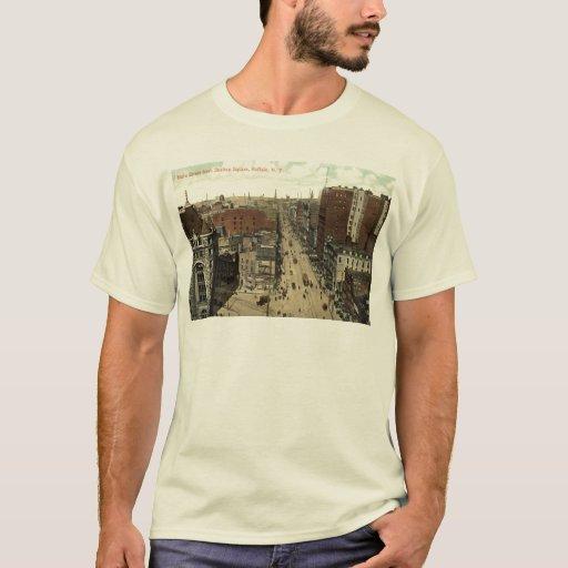 buffalo ny 1912 vintage t shirt zazzle