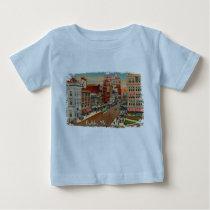 Main Street - Buffalo, NY VintageBaby Shirt
