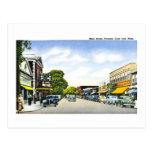 Main Street, Hyannis, Cape Cod, Massachusetts Postcards