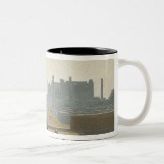 Main Street in Samarkand, Early Morning, 1869-70 Coffee Mug