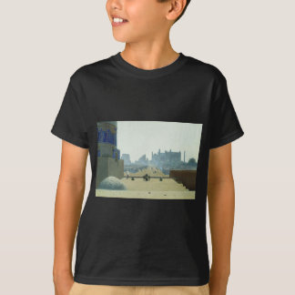 Main Street in Samarkand, from the height T-Shirt