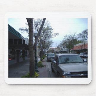 Main Street, Merced Mouse Pad