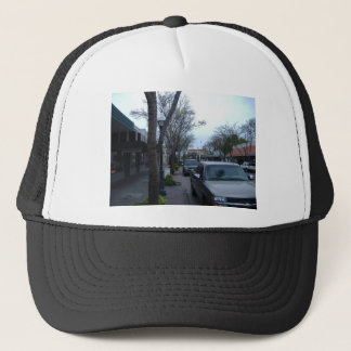 Main Street, Merced Trucker Hat