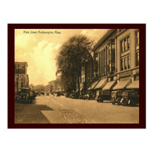 Vintage Main Street Posters Amp Photo Prints Zazzle