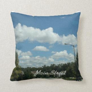 Main Street Pillow