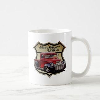 Main Street Street Rod Coffee Mug