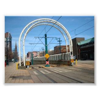 Main Street Subway Entrance Buffalo NY Photo Print