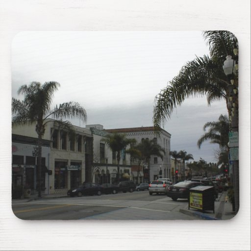 Main Street Uptown Ventura Mouse Pad