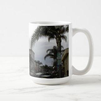Main Street Uptown Ventura Classic White Coffee Mug