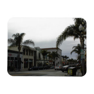 Main Street Uptown Ventura Rectangle Magnets