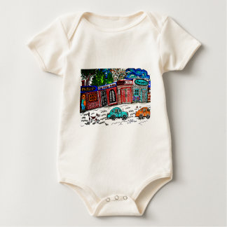 MAIN STREET USA BABY BODYSUIT