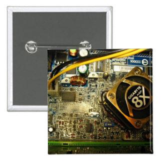 Mainboard del ordenador pin