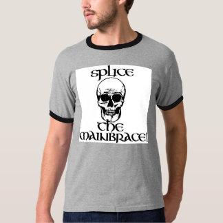 Mainbrace Ringer T (M) T-Shirt