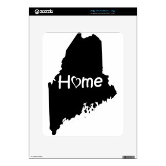 Maine3 Skins For The iPad