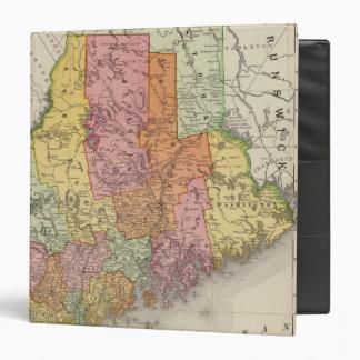 Maine 17 3 ring binder