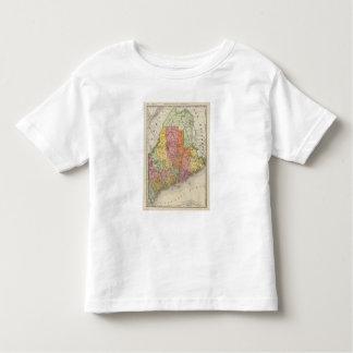 Maine 17 toddler t-shirt
