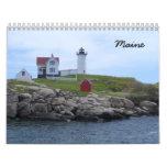 Maine 2016 calendar