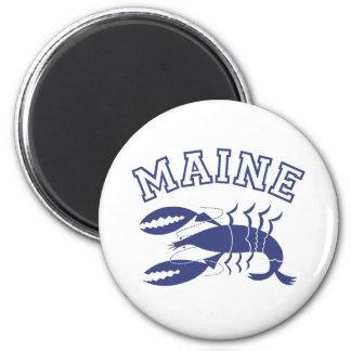 Maine 2 Inch Round Magnet