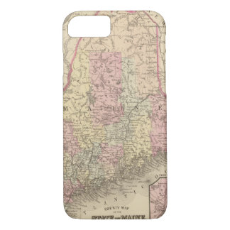 Maine 3 iPhone 7 case