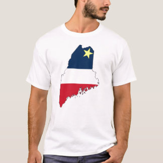 Maine Acadian untextured T-Shirt