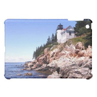 Maine Bass Harbor Head Lighthouse Cover For The iPad Mini