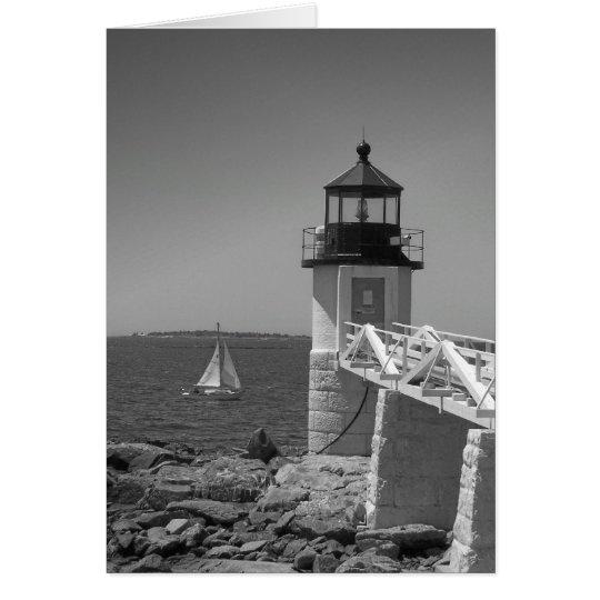 Maine_Black+White_7 Card