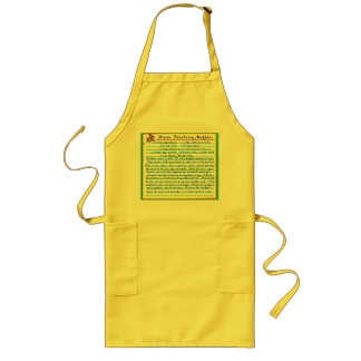 Maine Blueberry Muffins Long Apron