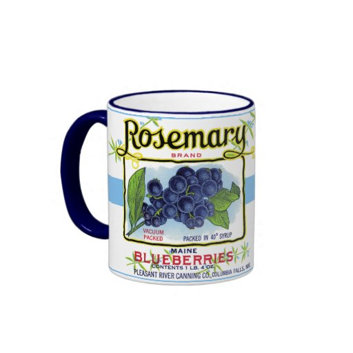 Maine Blueberry Mug
