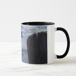 Maine Boat Mug