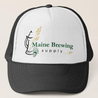 Maine Brewing Supply - logo trucker hat