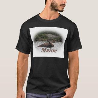 Maine Bull Moose T-Shirt
