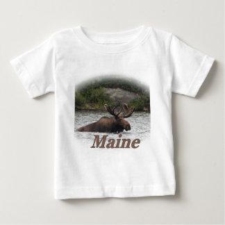 Maine Bull Moose T Shirts