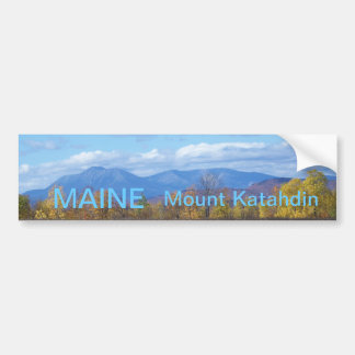 Maine bumper sticker 004